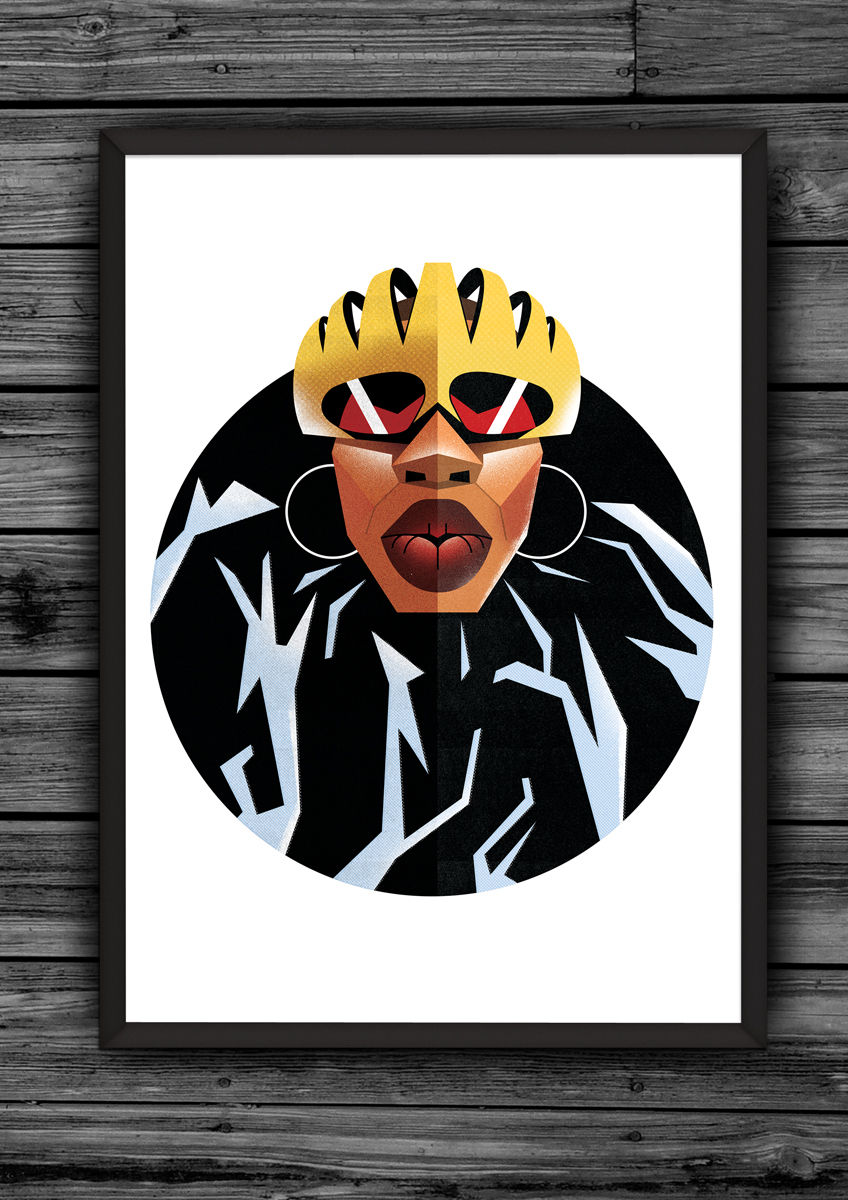 Hip Hop Head 54 - product images  of
