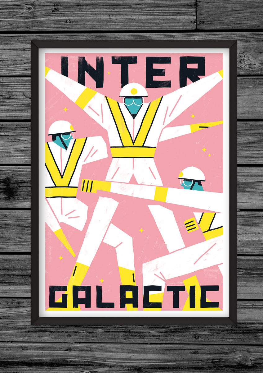 Intergalactic - product images  of
