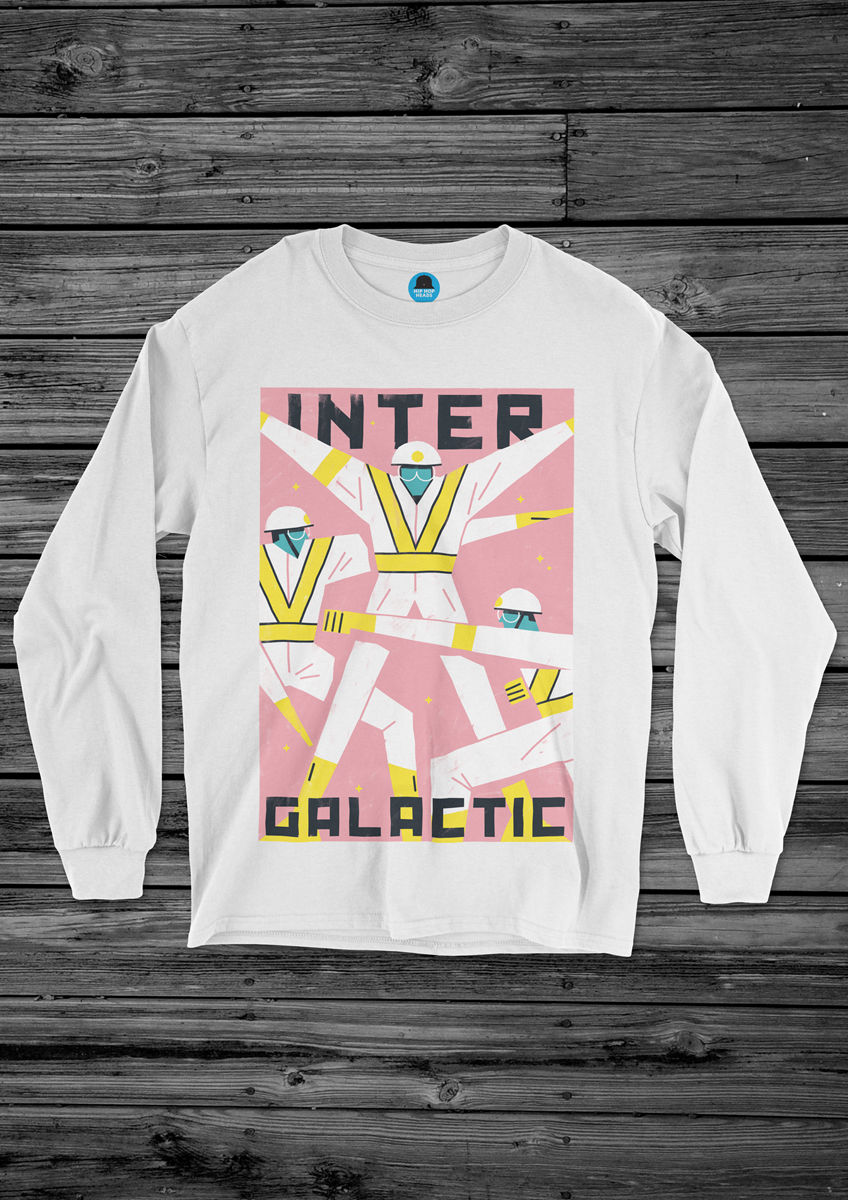 INTERGALACTIC T  - product images  of