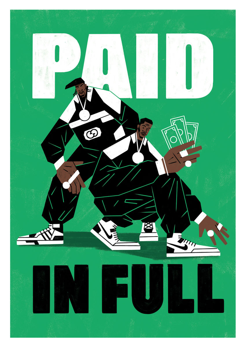PAID IN FULL (LTD ED) - product images  of