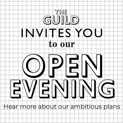 Join us at our Open Evening