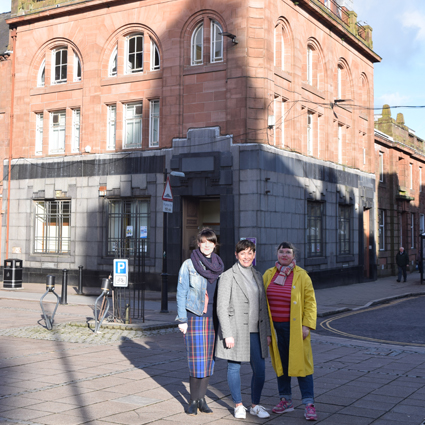 Feasibility Study into the future of an iconic building in Dumfries
