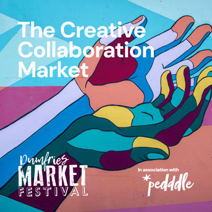 The Creative Collaboration Market with Pedddle