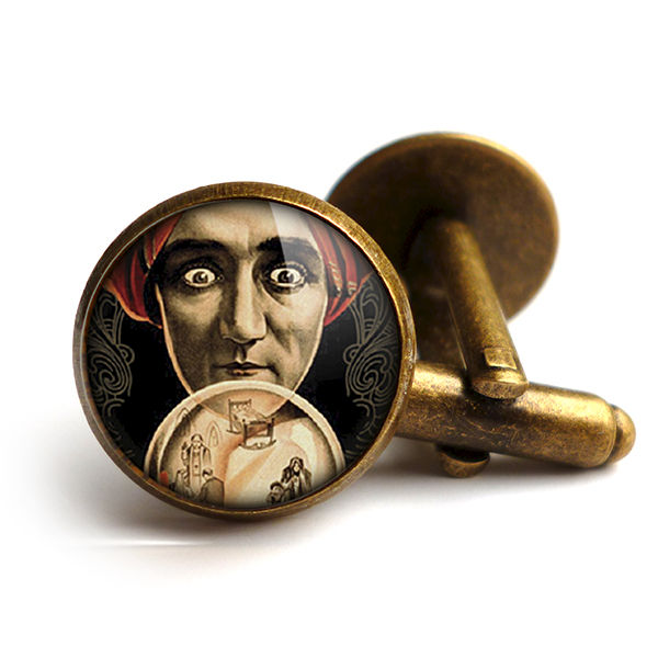 Fortune Teller Cufflinks (DJ04) - product images  of