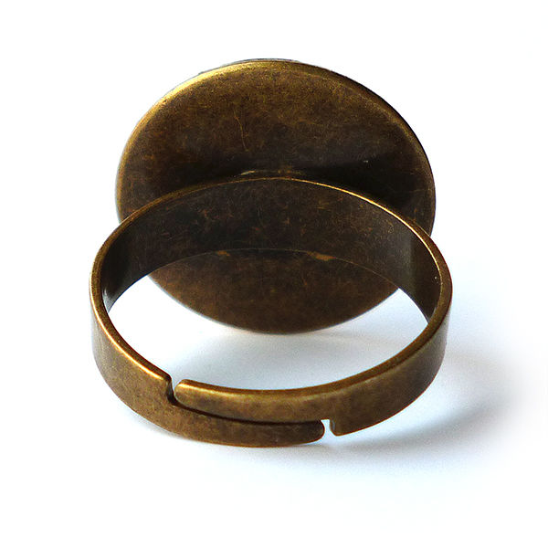 Vintage Swallow Ring (ER05) - product images  of