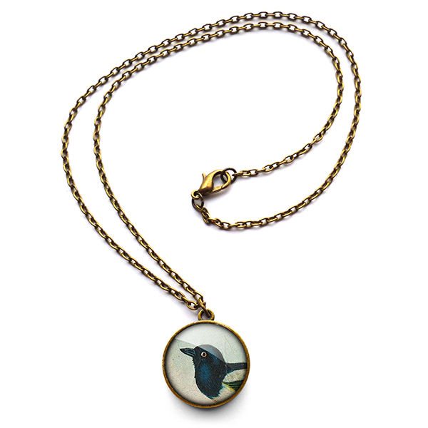 Magpie Necklace (TB08) - product images  of