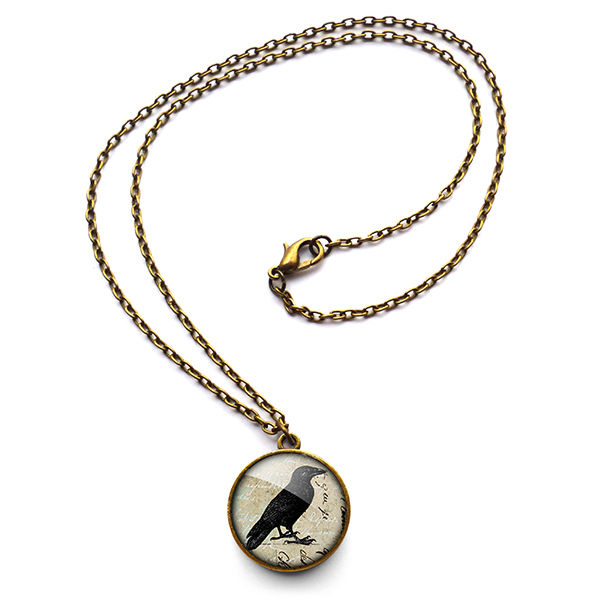 Raven No.1 Necklace (RR01) - product images  of