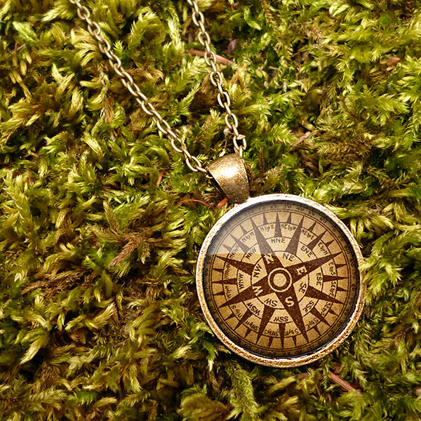 Compass No.1 Large Necklace (DJ03) - product images  of