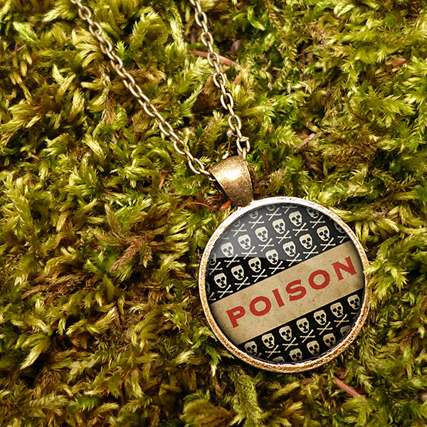 Poison No.1 Large Necklace (DJ06) - product images  of