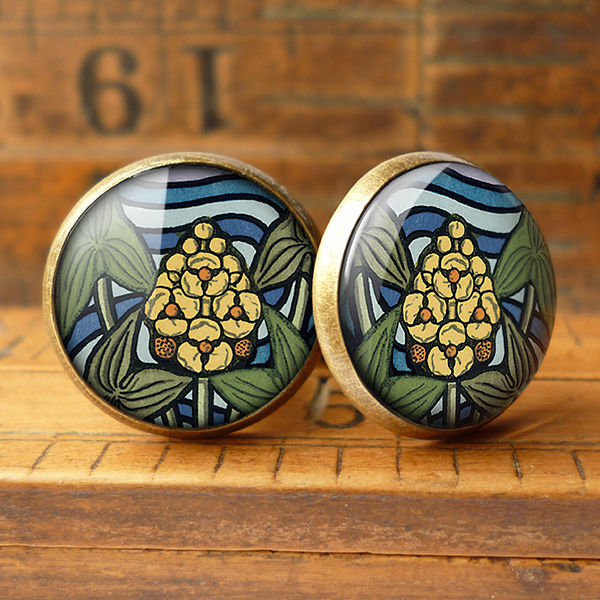 Arrowhead Cufflinks (AN08) - product images  of