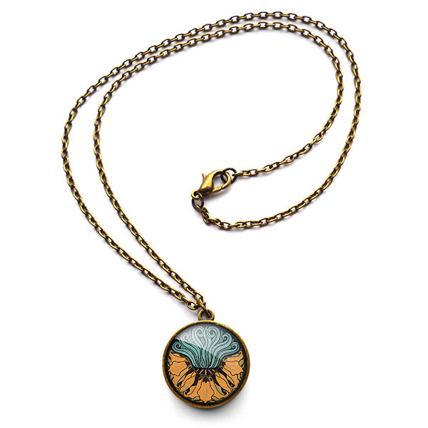 Fritillaria Necklace (AN02) - product images  of