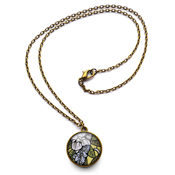 Wisteria Necklace (AN03) - product images  of
