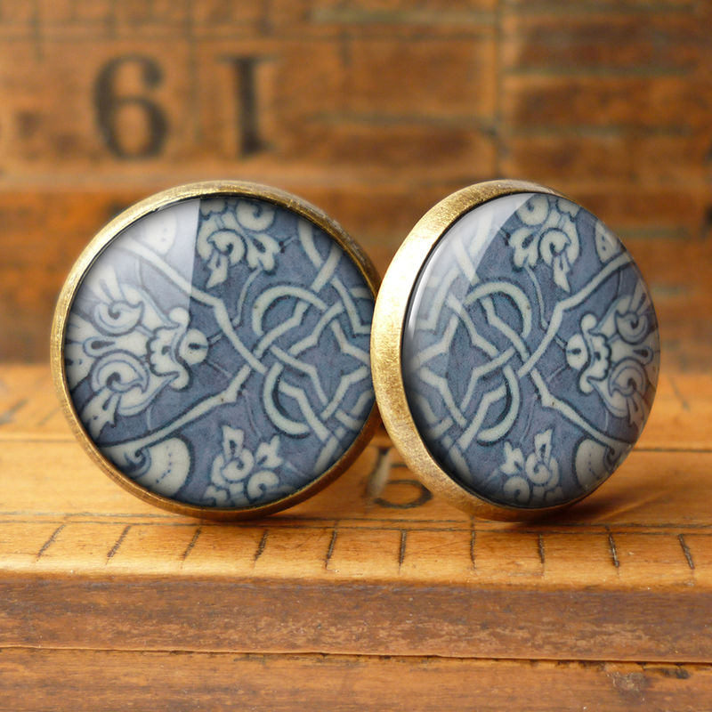 Heraldic Cufflinks (BP03) - product images  of