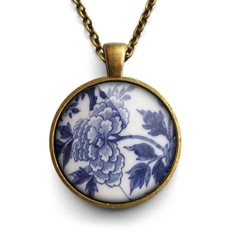 Peony Large Necklace (BP02) - product images  of