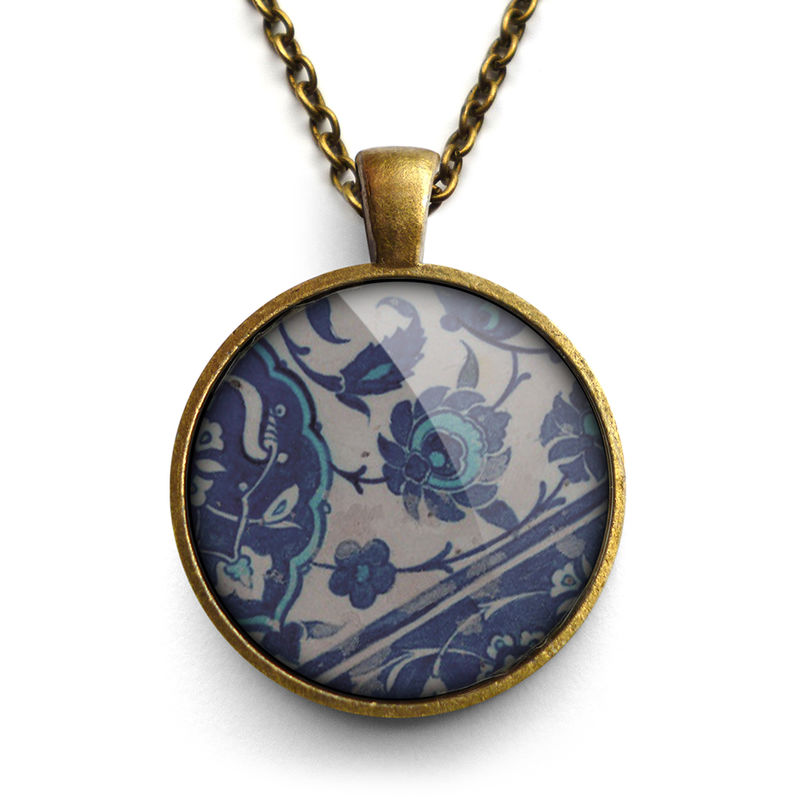 Floral No.1 Large Necklace (BP04) - product images  of