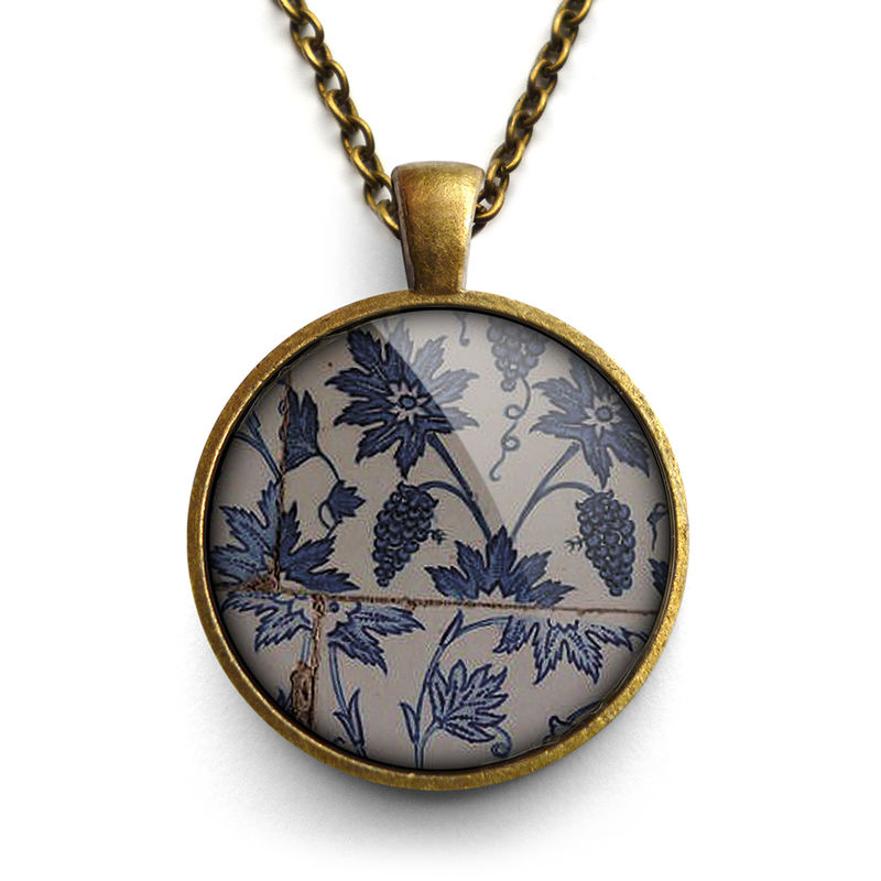 Tiles Large Necklace (BP06) - product images  of