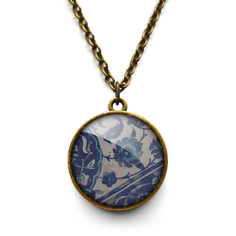 Floral No.1 Necklace (BP04) - product images  of