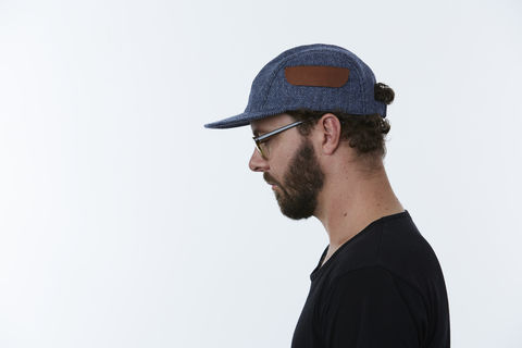 JAMIE,Ocean,tweed,mens cap, wool cap, guys cap, winter cap