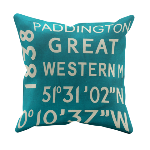 Paddington,Cushion,Cover