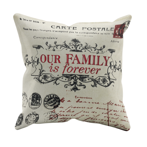 Family,Cushion,Cover
