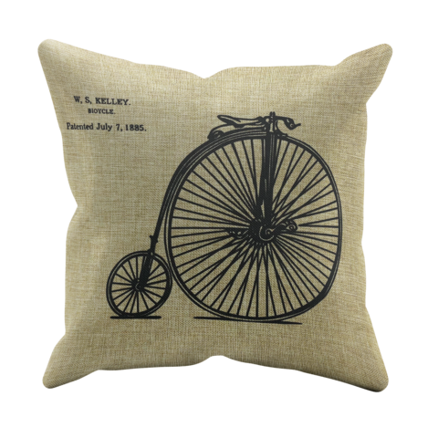 Penny,Farthing,Cushion,Cover