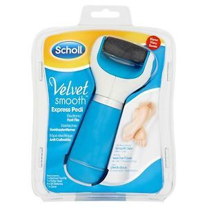 Scholl,Velvet,Smooth,Electric,Foot,File,Scholl Velvet Smooth Electric Foot File Pedicure