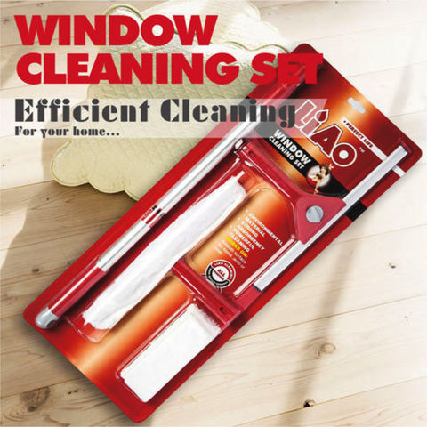 Window,Cleaning,Set,telescopic window cleaning set
