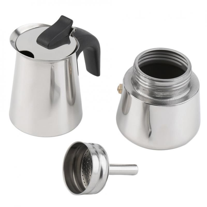 9-Cup Stainless Steel Espresso Maker  - product images  of