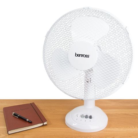 12,Desk,Fan,desk 12 inch fan benross tilt spin oscillating cool cooling 12 9 16