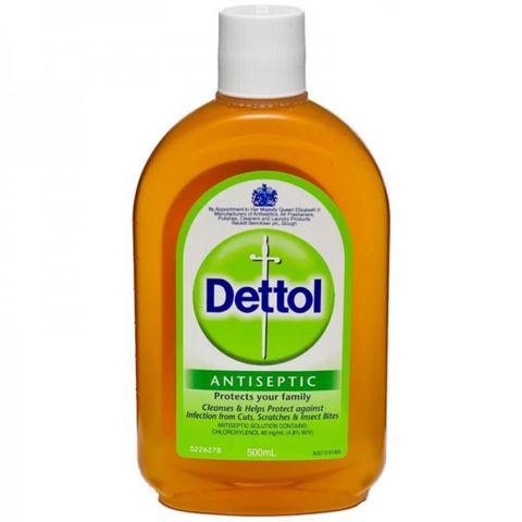 Dettol,Antiseptic,Liquid,500ml,Dettol Antiseptic Liquid 500ml