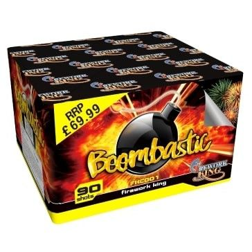 Boombastic 90 Shot BUY ONE GET ONE FREE! - product image