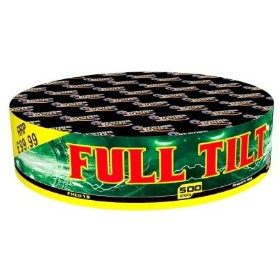 Full,Tilt,500,Shot,BUY,ONE,GET,FREE!,Full Tilt 500 Shot