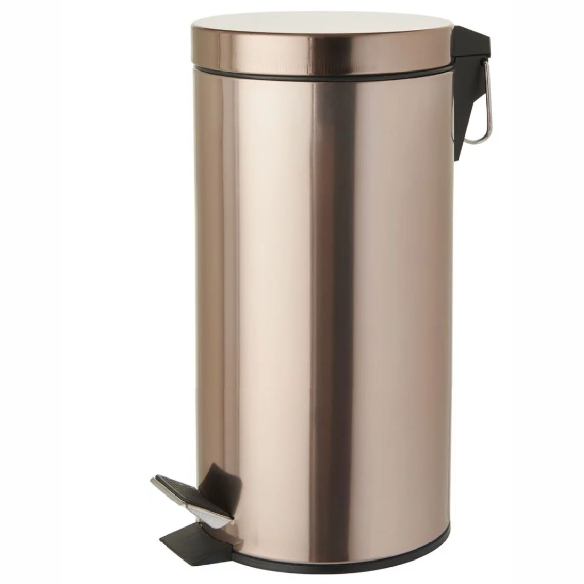 Stainless Steel Step Bin 30 Litre - Champagne Gold - product image