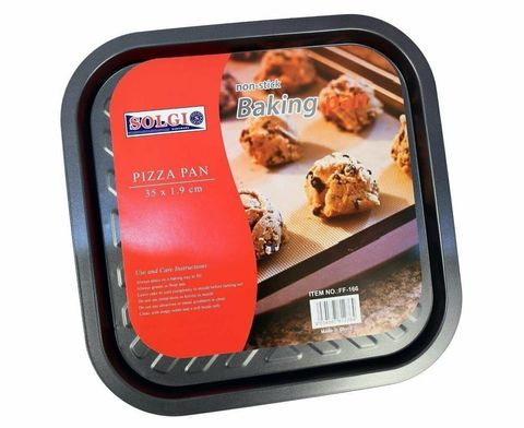 Nonstick,Square,Baking,Oven,Tray,35cm,Nonstick Square Baking Oven Tray 35cm