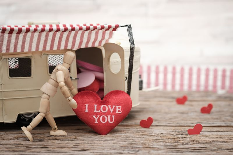 I Love You Caravan(love2) - product images
