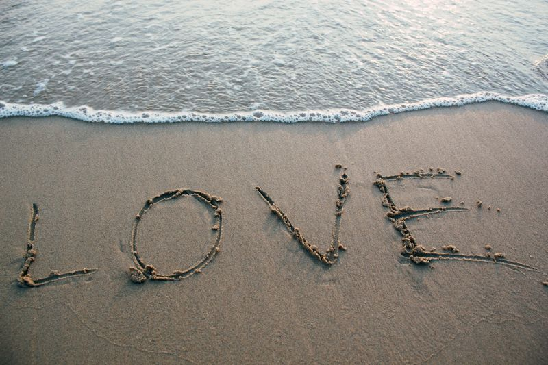 Love on the Beach(love3) - product images