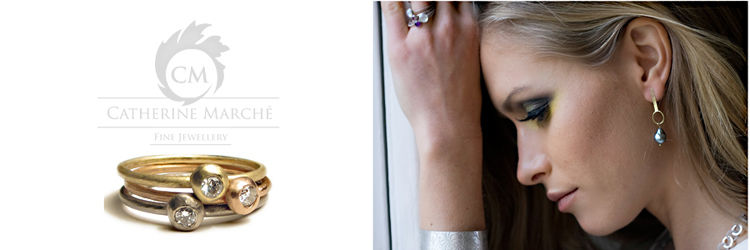Handmade Fine Jewellery by Catherine Marche