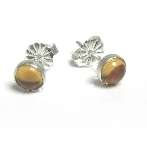 Round,stud,Earrings,with,yellow,citrine,cabochon,set,in,sterling,silver,925,-,dotty,collection,round stud earrings, citrine earrings, sterling silver stud earrings,ear studs,bespoke earrings, purple amethyst, february birthstone, gemstone,stud earrings,bespoke Jewelry,silver Earrings,silver jewellery,round earrings,round gemstone cabochon,london je