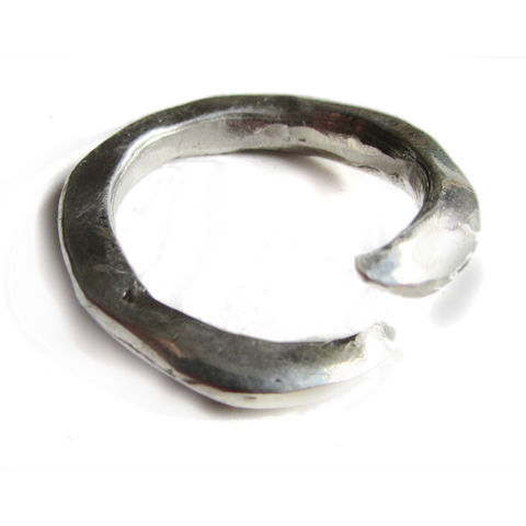 Sterling,silver,Open,Claw,Ring,open claw silver ring, wrap silver ring, fierce jewellery, open ring, statement ring,catherine marche, london jeweller