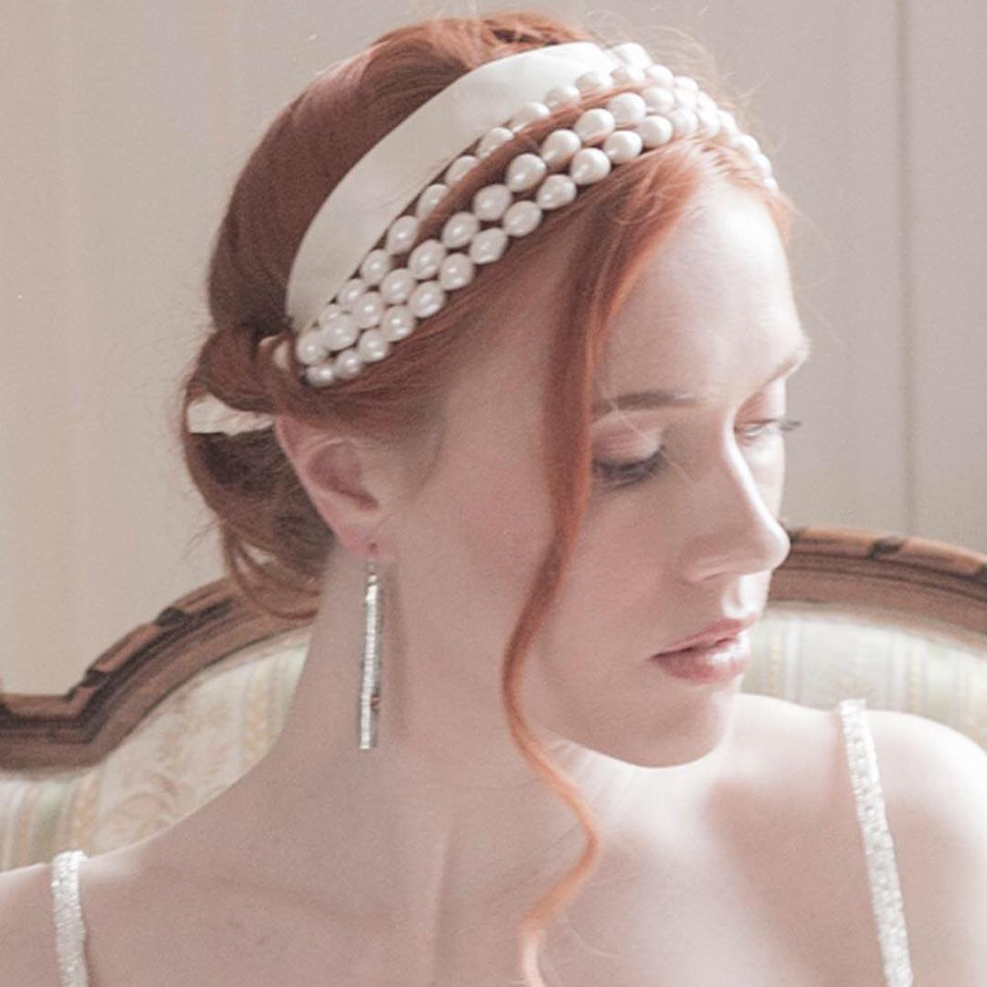 Designer Wedding Jewellery by Catherine Marche