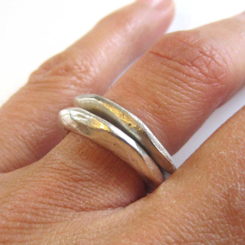 Organic Molten Ring - product images  of
