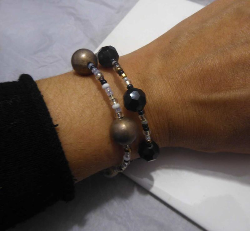 Domino bracelets - product images  of