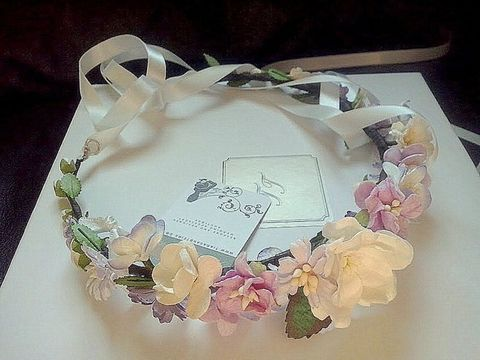 Boho,chic,floral,wedding,hair,piece,Floral wedding hair piece, boho chic wedding headband, floral headdress, commissioned wedding flower headband, floral headband for brides, flower headband for brides, bohemian floral headband, wedding headband flowers, wedding hair piece boho chic, floral