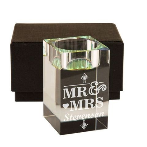 Mr,and,Mrs,Tealight,holder,Mr and Mrs tealight holder, personalized tea light, bride and groom wedding gift,