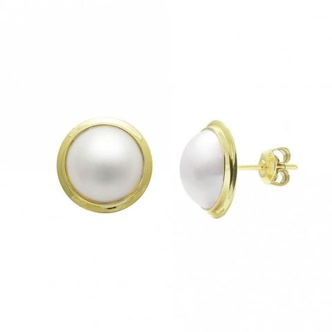 Mabe,pearl,sterling,silver,stud,wedding,earrings,Mabe cultured pearl stud wedding earrings, bridal pearl stud earrings, pearl earringd for brides, Mabe pearl earrings, Pearl wedding jewellery, pearl earrings for weddings, pearl earing gifts, wedding pearl gifts, pearl earrings for guests, pearl jeweller