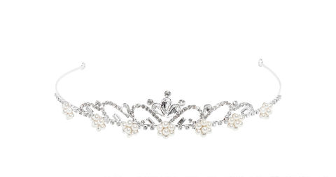 Crystal,and,pearl,wedding,tiara,Crystal and pearl wedding tiara, wedding tiara, bridal tiara, tiaras on sale, Poirier wedding tiara, hair accessories for weddinging, tiaras for brides, silver wedding tiaras, tiaras for a princess, tiaras you will love, UK tiaras, tiaras, tiaras that spa