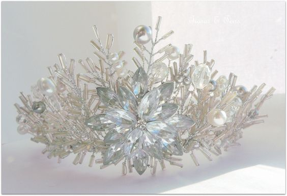 bespoke wedding tiara