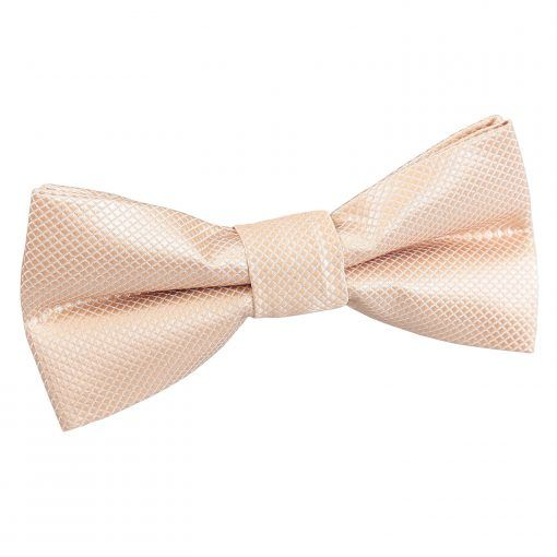 Solid check groomsmen pre tied wedding bow ties - product images  of