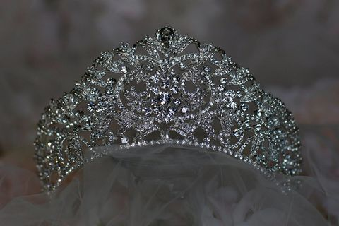 Diamante,silver,queen,wedding,tiara,Diamante queen wedding tiara, prom queen tiara, tiara, diamante tiara, tall tiara, bridal tiara, silver wedding tiara, Warren York tiara