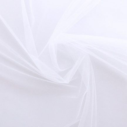 Two layered satin edge elbow length wedding veil - product images  of